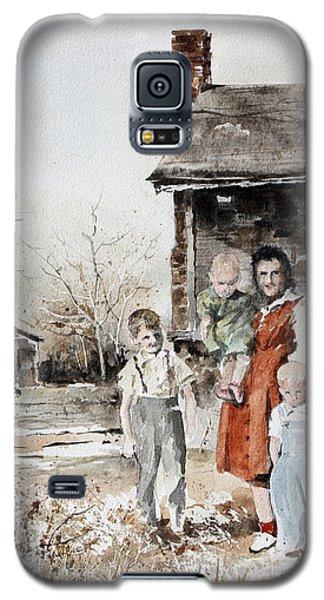 Aunt Peg Galaxy S5 Case
