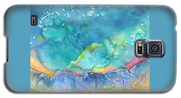 Aurora Borealis Galaxy S5 Case by Nancy Jolley