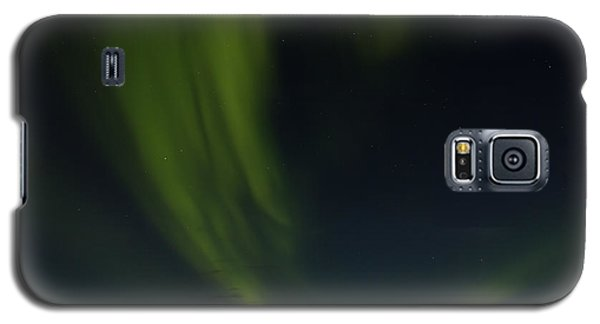 Aurora Borealis Over Iceland Galaxy S5 Case