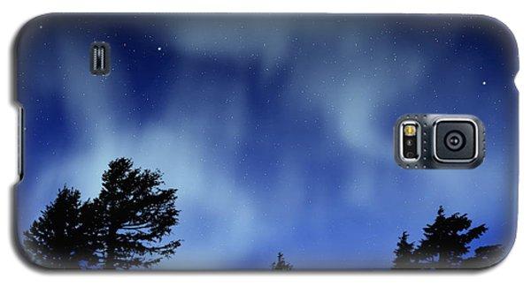 Aurora Borealis Wall Mural Galaxy S5 Case