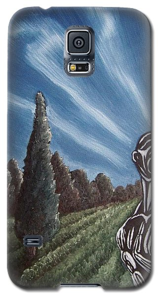 Aurora Galaxy S5 Case by Michael  TMAD Finney