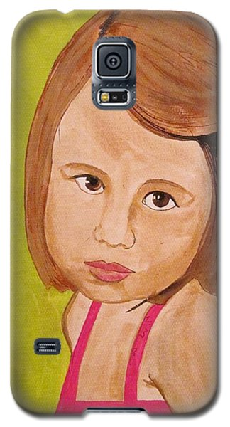 Aurora Galaxy S5 Case