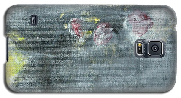 Galaxy S5 Case featuring the painting Aurora by Paul Ashby