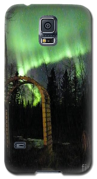 Auroral Arch Galaxy S5 Case