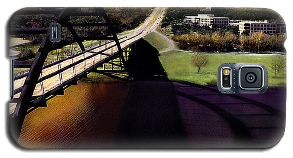 Austin 360 Bridge Galaxy S5 Case by Marilyn Hunt