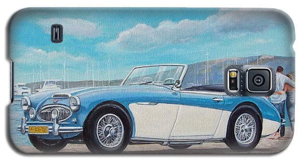 Austin Healey Bj8 Mark IIi Galaxy S5 Case