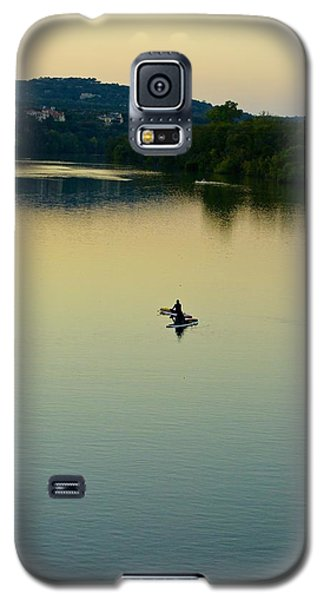 Austin Lady Bird Lake Galaxy S5 Case