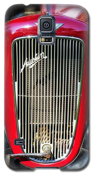Galaxy S5 Case featuring the photograph Austin Motor Company by Alan Raasch