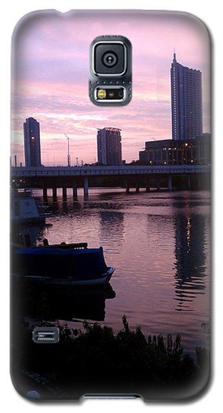 Austin Night Skyline Galaxy S5 Case