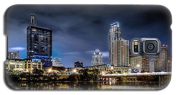 Austin Skyline Hdr Galaxy S5 Case