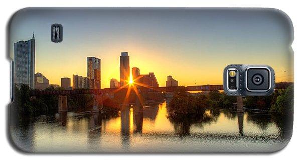 Austin Sunrise Galaxy S5 Case by Dave Files