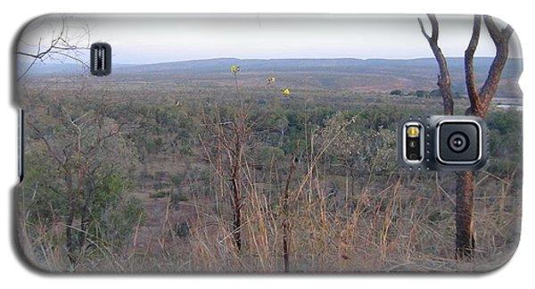 Galaxy S5 Case featuring the photograph Australian Outback by Tony Mathews
