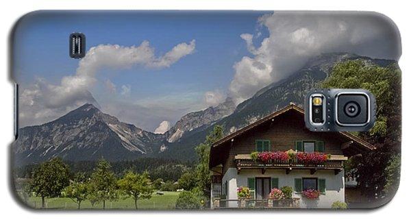 Austrian Cottage Galaxy S5 Case