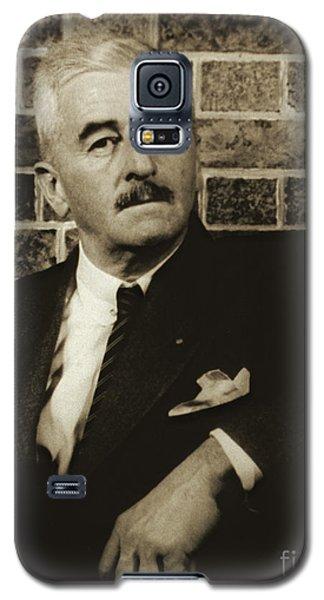 Author William Faulkner 1954 Galaxy S5 Case