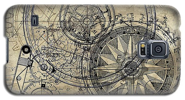 Autowheel II Galaxy S5 Case by James Christopher Hill