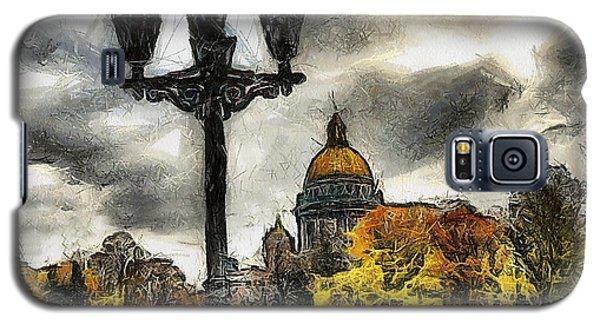Autum Peterburg Galaxy S5 Case by Yury Bashkin