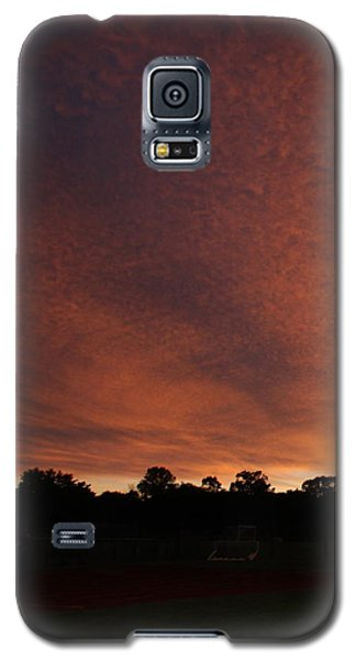 Autum Sunset Galaxy S5 Case