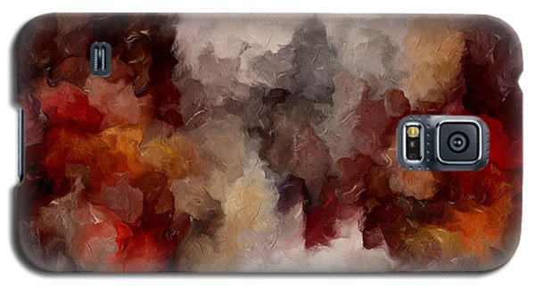 Autumn Abstract Galaxy S5 Case