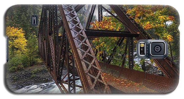 Autumn And Iron Galaxy S5 Case