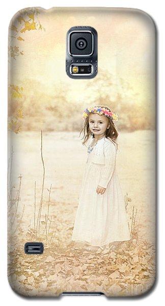 Autumn Angel Galaxy S5 Case