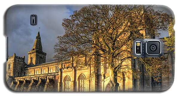 Autumn At Dunfermline Abbey Galaxy S5 Case
