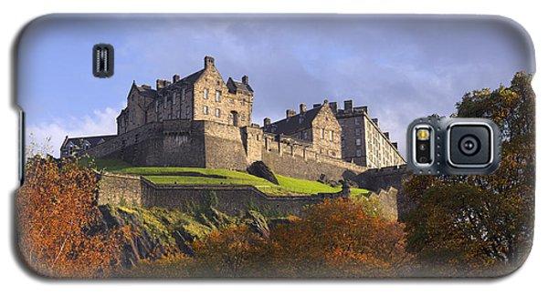 Autumn At Edinburgh Castle Galaxy S5 Case