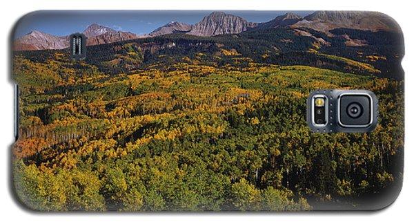 Autumn At Mt. Wilson Galaxy S5 Case