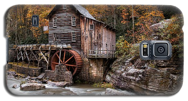 Autumn At The Mill Galaxy S5 Case