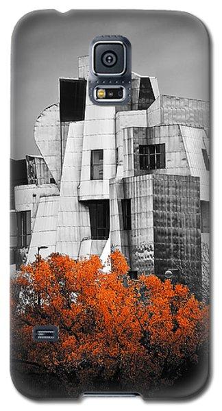 autumn at the Weisman Galaxy S5 Case by Matthew Blum
