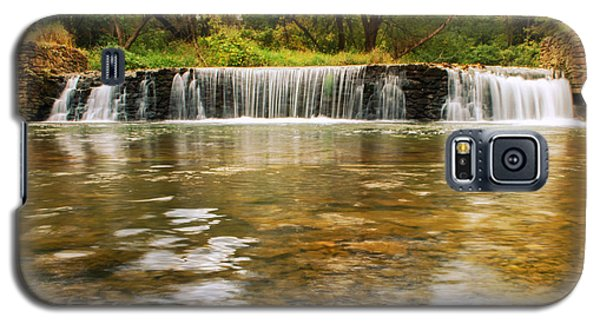 Autumn At Valley Creek Galaxy S5 Case
