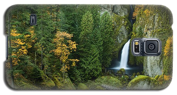 Autumn At Wahclella Galaxy S5 Case