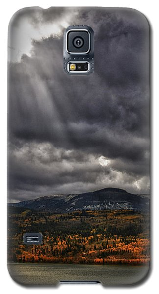 Autumn Beams Galaxy S5 Case