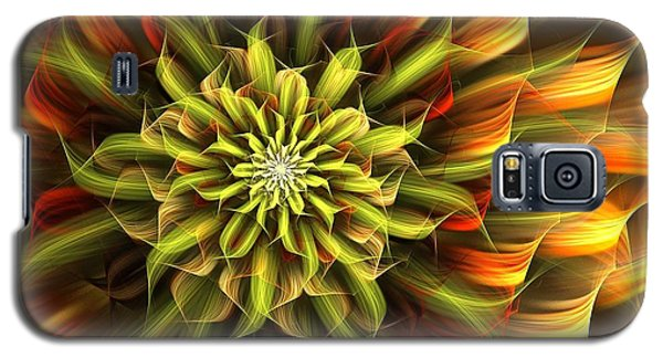 Autumn Bloom Galaxy S5 Case by Linda Whiteside