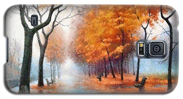 Autumn Boulevard Galaxy S5 Case