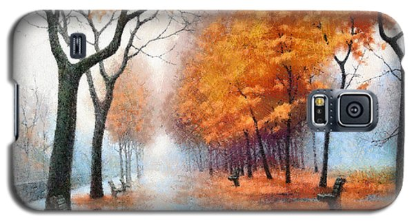 Autumn Boulevard Galaxy S5 Case
