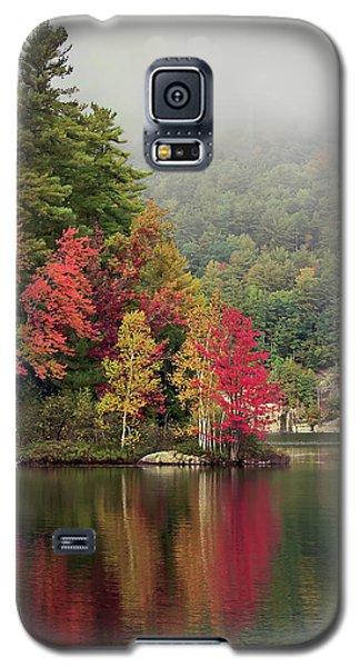 Autumn Breath Galaxy S5 Case