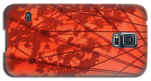 Autumn Butterfly Galaxy S5 Case by Brenda Pressnall