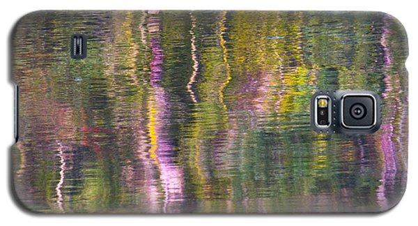Galaxy S5 Case featuring the photograph Autumn Carpet by Yulia Kazansky