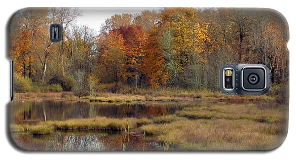 Autumn Changes  Galaxy S5 Case by I'ina Van Lawick