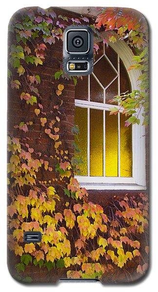 Autumn Church Galaxy S5 Case
