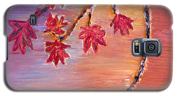 Autumn Colors Galaxy S5 Case