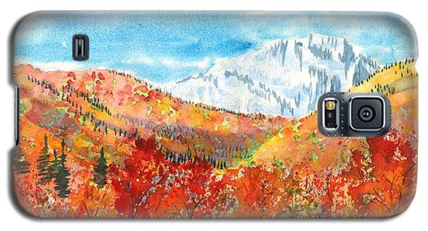 Autumn Colors Galaxy S5 Case
