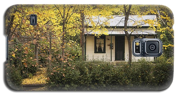 Autumn Country Home Galaxy S5 Case by Kim Andelkovic