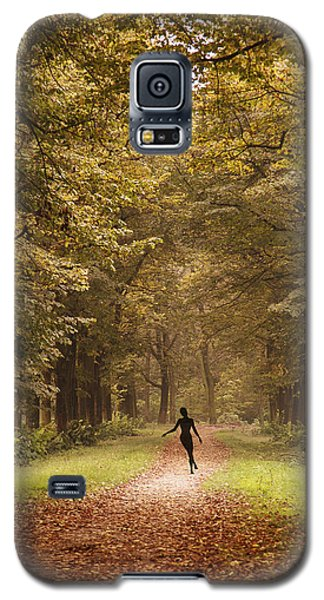 Autumn Dance Galaxy S5 Case