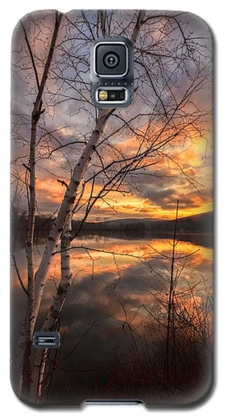 Autumn Dawn Galaxy S5 Case
