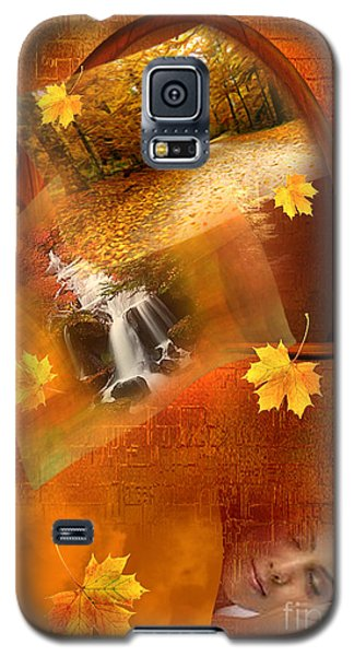 Autumn Dream Galaxy S5 Case by Giada Rossi