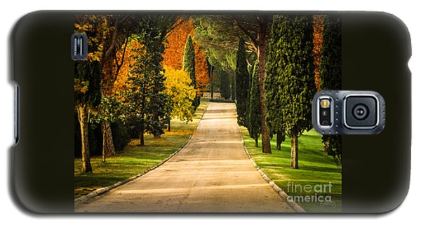 Autumn Drive Galaxy S5 Case