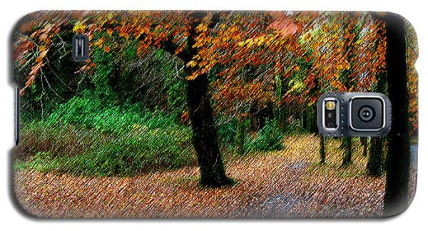 Autumn Entrance To Muckross House Killarney Galaxy S5 Case