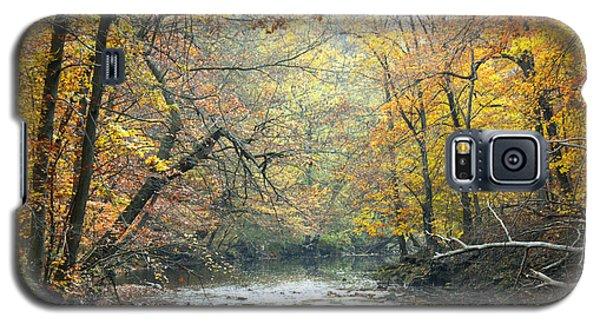 Galaxy S5 Case featuring the photograph Autumn Fairmount Park Philadelphia Pennsylvania by A Gurmankin