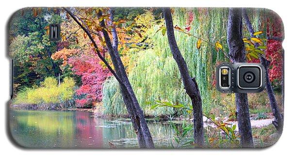 Autumn Fantasy Galaxy S5 Case by Dora Sofia Caputo Photographic Art and Design